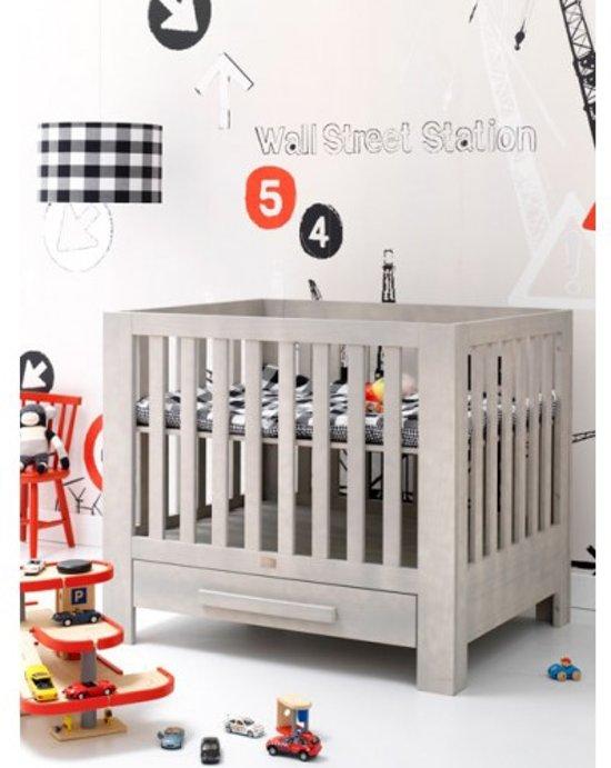 Coming Kids Hopper - Box Met Lade - Grijs