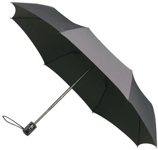 miniMAX® Open & Close Paraplu - Ø 100 cm - Grijs