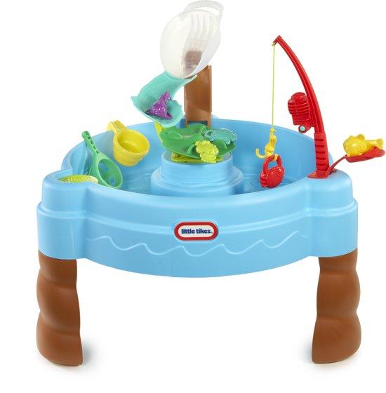 Afbeelding van Little Tikes Vis en Spetter - Watertafel speelgoed