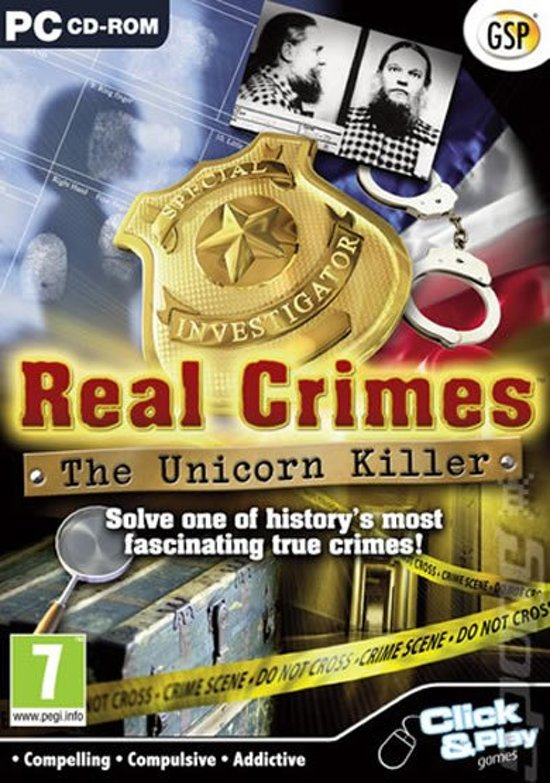 Real Crimes The Unicorn Killer - Windows