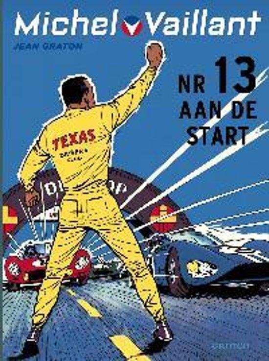 Michel Vaillant - Vintage: 005 Nr 13 aan de start