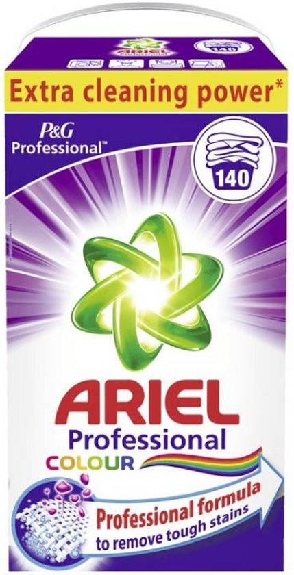 Ariel Color Xxxl Waspoeder 140 Wasbeurten voor €26,50