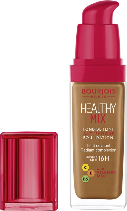 Bourjois Healthy Mix Foundation - 62 Cappucino 62