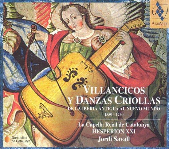 Villancicos Y Danzas Criollas