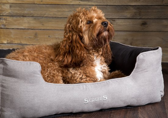 Classic Hondenmand S - Grijs - 50 x 40 cm