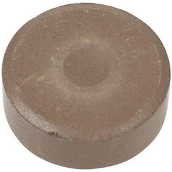 Waterverf, d: 57 mm, h: 19 mm, bruin, navulling, 6stuks