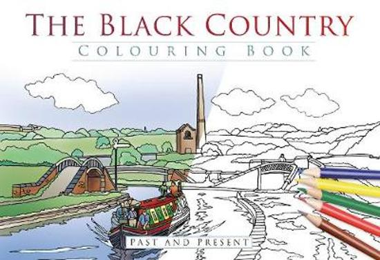 The Black Country Colouring Book