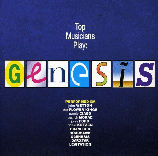 Top Musicians Play Genesis - Flower Kings / John Wetton /  Patrick Moraz And Others!