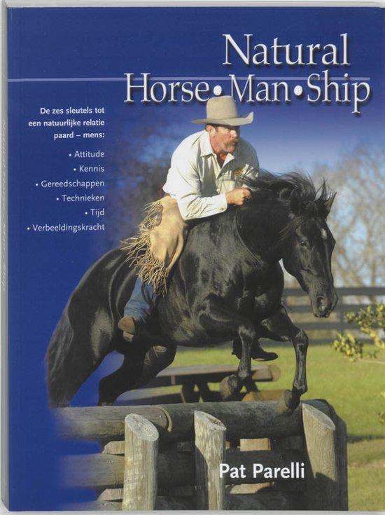 Boek cover Natural-Horse-Man-Ship van P. Parelli (Paperback)