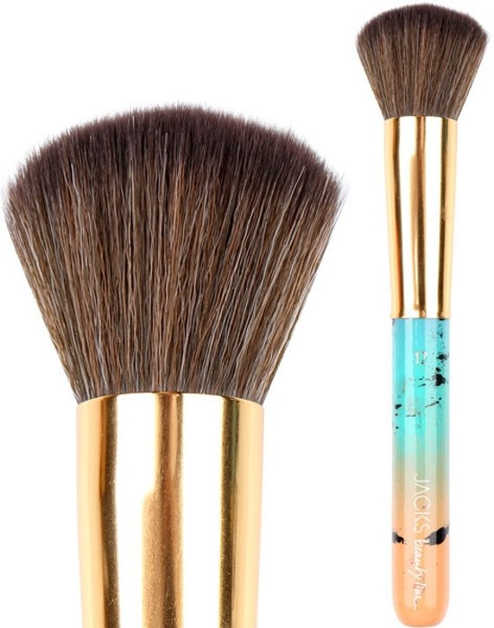 Jacks Beautyline-brush nr. 12- powderbrush