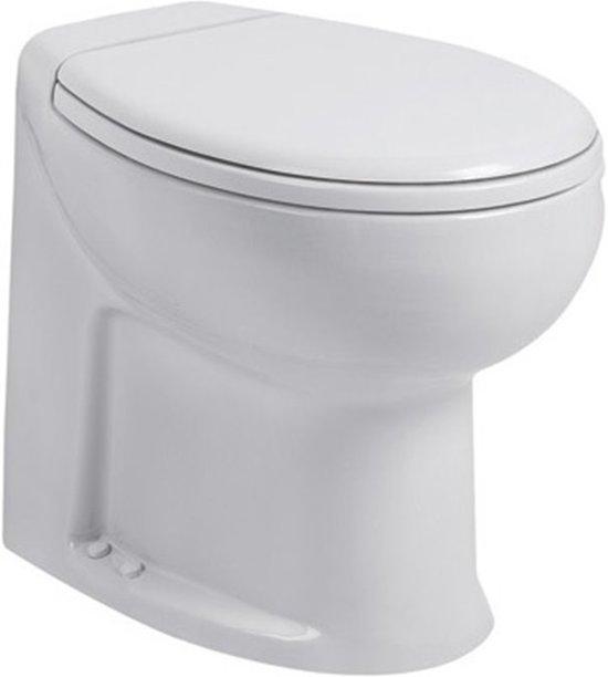 Wc Pot Hoog Model.Bol Com Planus Elektrisch Toilet Artic 500 Hoog Model 24 Volt