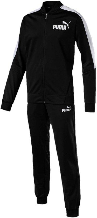 e6baf8521c0 Puma Baseball TricotTrainingspak Trainingspak - Maat L - Mannen - zwart/wit