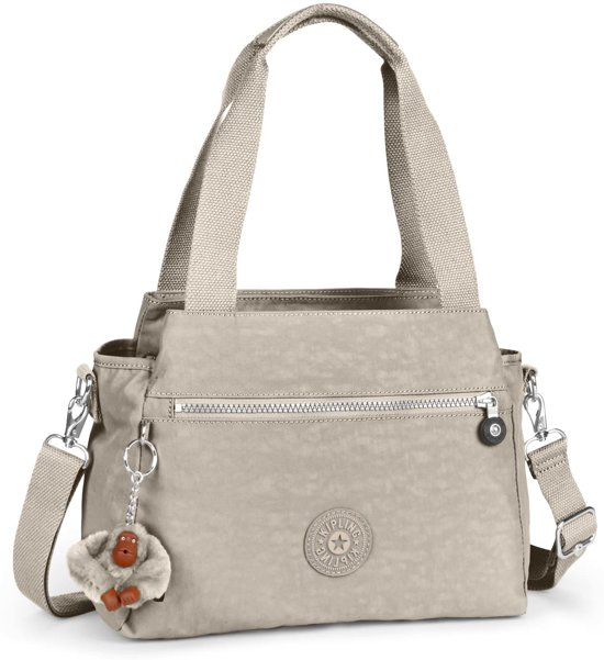 Kipling Elysia - Schoudertas - Warm Grey