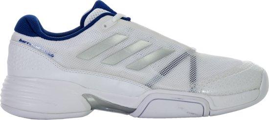 Baskets Adidas Femmes Club De Barricade De Blanc / Rouge 39 1/3 ZFQyOv3c62