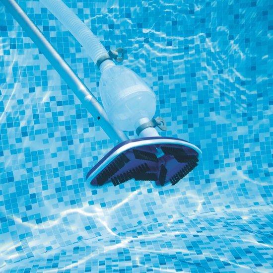 Bestway Flowclear deluxe onderhoudset voor zwembaden 58237