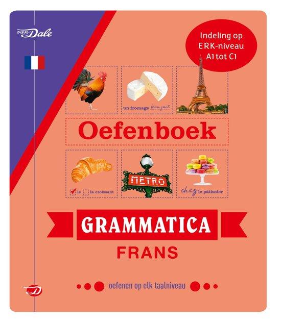 Afbeelding van Van Dale Oefenboek Grammatica Frans