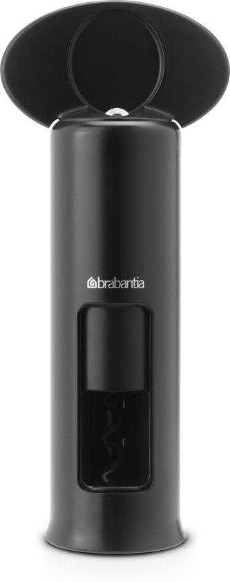 Brabantia Classic Kurkentrekker - Zwart