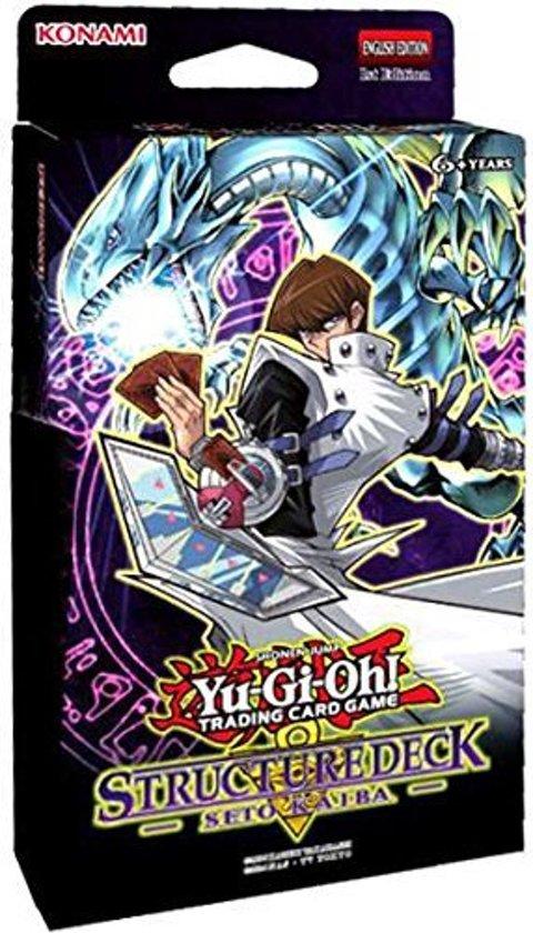 Afbeelding van het spel YuGiOh! Seto Kaiba Structure Deck