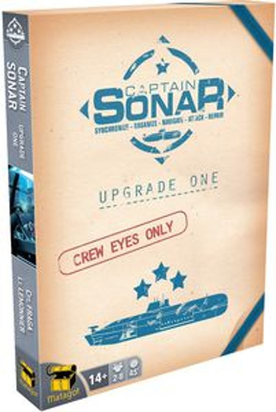 Captain Sonar Upgrade One Uitbreiding