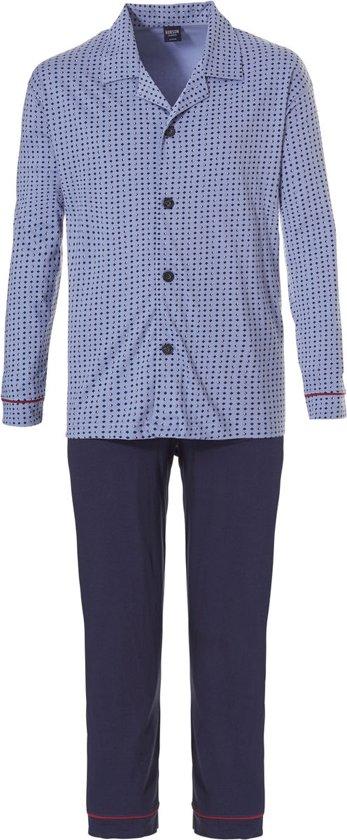 Bolcom Doorknoop Tricot Heren Pyjama Robson