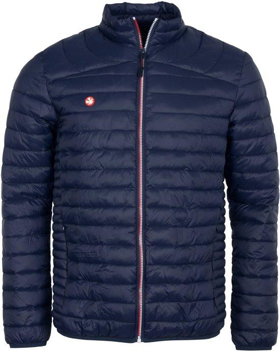 Puffed Jacket Reece Varsity UnisexNavy Sportjas CxoWerdQB