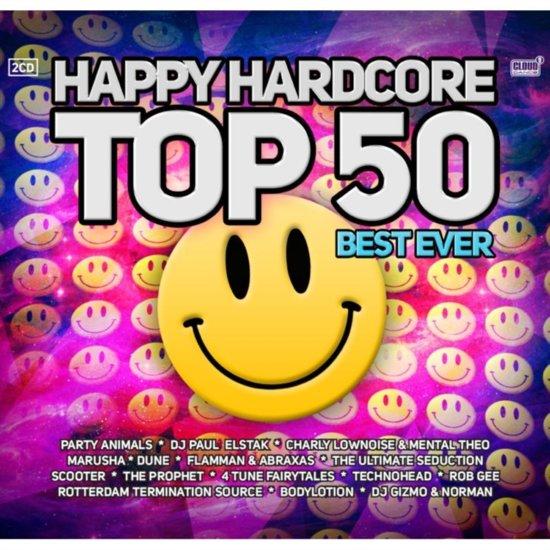 Happy Hardcore Top 50 - Best Ever
