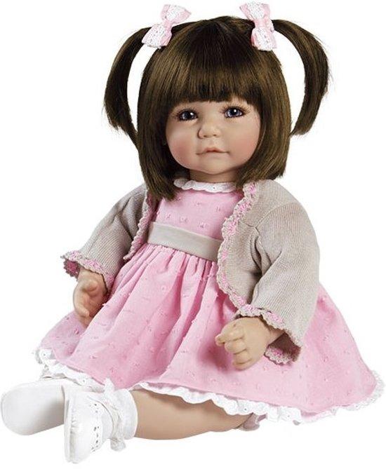 Adora Toddlertime Sweet Cheeks Pop 50.8 Cm Roze / Wit