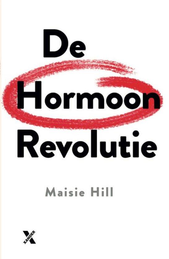Boek cover De Hormoon Revolutie van Maisie Hill (Paperback)
