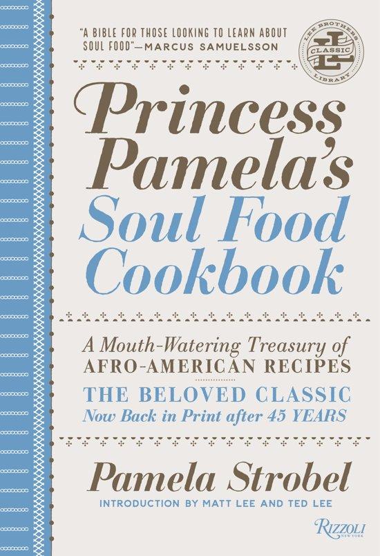 Bol princess pamelas soul food cookbook pamela strobel princess pamelas soul food cookbook forumfinder Image collections