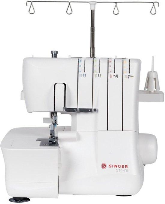 SINGER 14SH754 Semiautomatische naaimachine