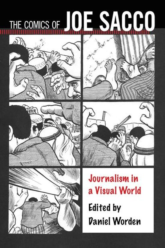 The Comics of Joe Sacco
