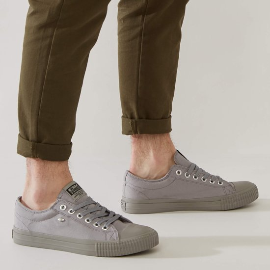 Master Laag British Sneakers Grijs Maat Lo Knights Licht 47 Heren TqgxX75g