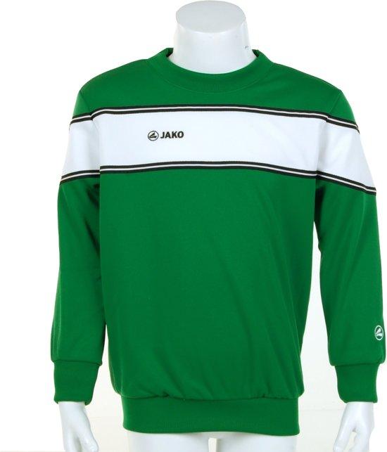 Jako Sweater Player - Sporttrui - Kinderen - Maat 116 - Green;White
