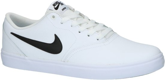 outlet store 470b7 31164 Nike - Sb Check Solar - Sneaker laag sportief - Heren - Maat 40 - Wit