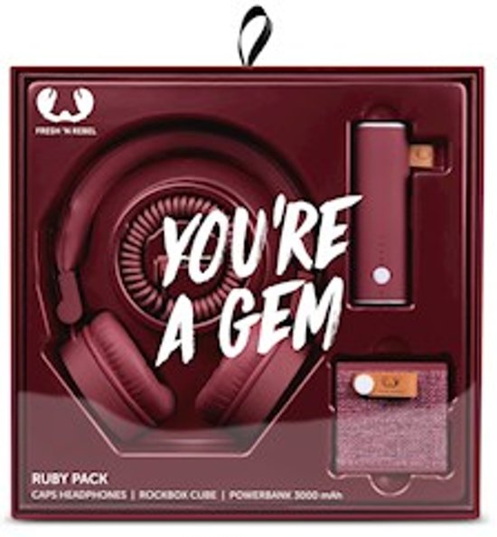 Fresh 'n Rebel Colour Gift Pack