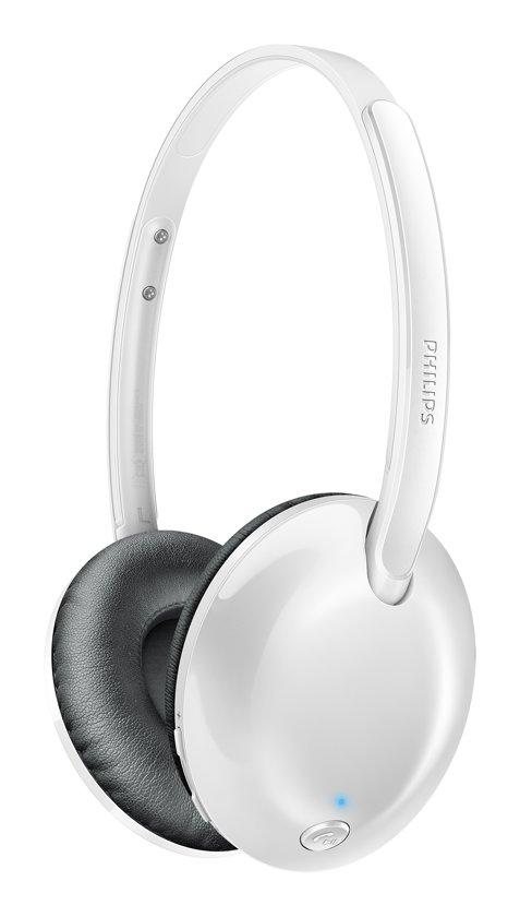 Philips SHB4405 On-Ear Bluetooth Koptelefoon