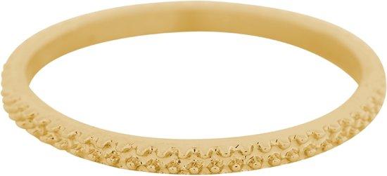 iXXXi Jewelry - Vulring - Goudkleurig - Kaviaar - 2mm