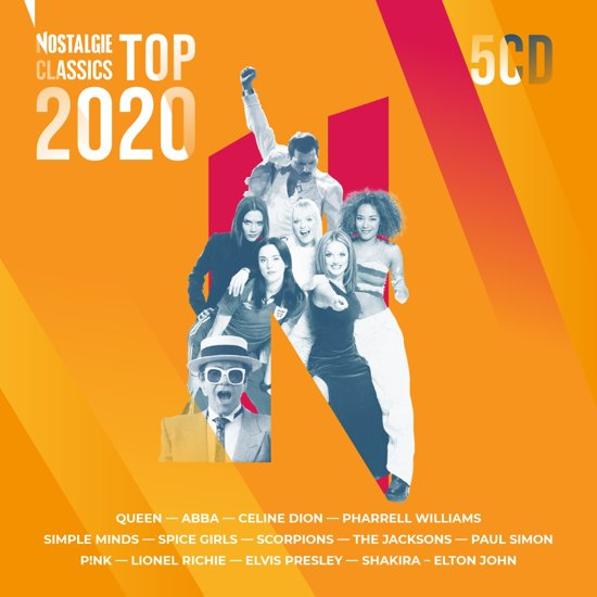 Nostalgie Classics Top 2020