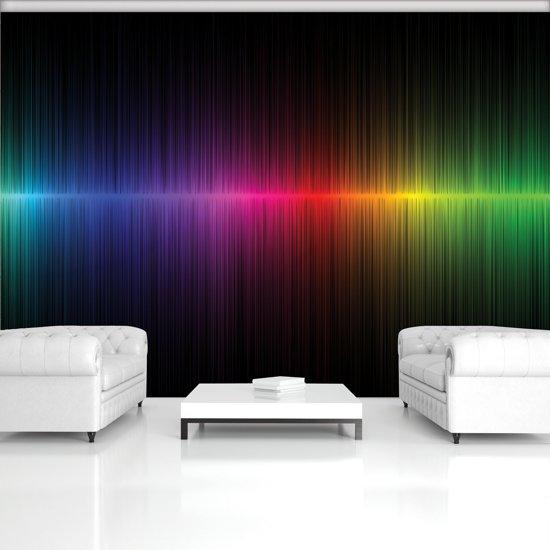 Fotobehang Vlies | Design, Modern | Zwart | 368x254cm (bxh)
