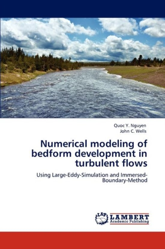 Numerical Modeling of Bedform Development in Turbulent Flows