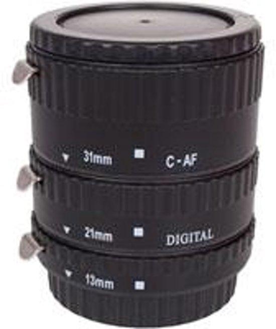 KAMERA EXPRESS tussenringen set ECO 13/21/31mm voor Canon EF, EF-S