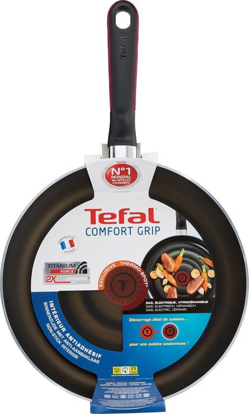 Tefal Comfort Grip Koekenpan 26 cm