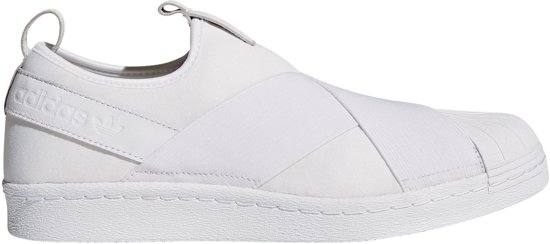 7c2a2bcf128 bol.com | adidas Superstar Sip-On Sneakers - Maat 39 1/3 - Unisex - wit