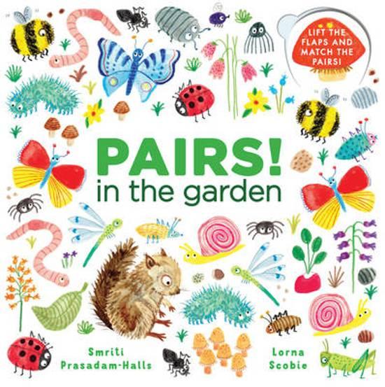 Boek cover Pairs! in the Garden van Smriti Prasadam-Halls (Onbekend)