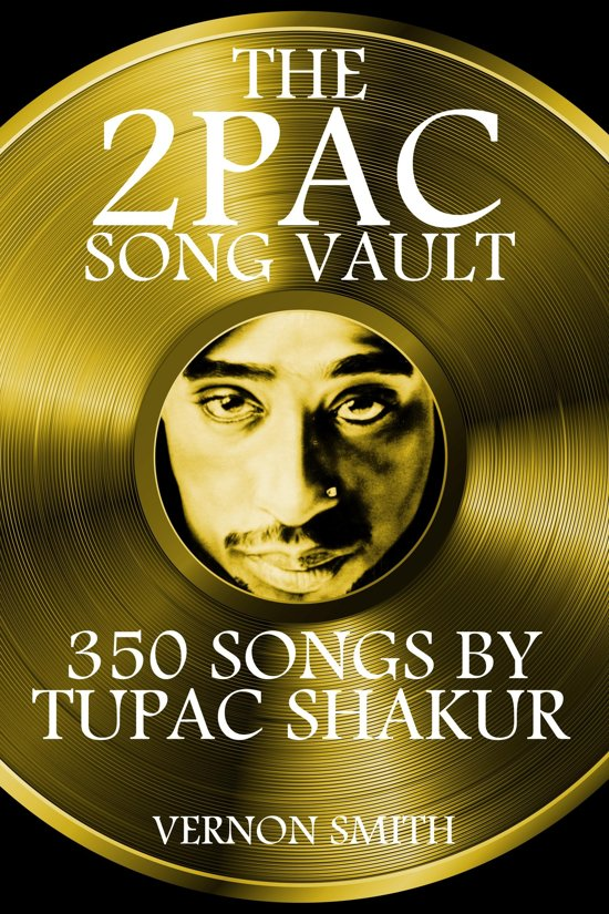 Boek cover The 2Pac Song Vault van Vernon Smith (Onbekend)