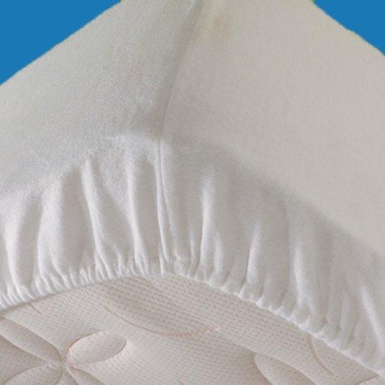 Baby Bed Beschermer.Bol Com Molton 60x120 Baby Molton Beschermer