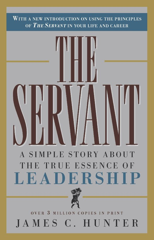 the servant by james c hunter essay International bestselling author james c hunter new book the culture.