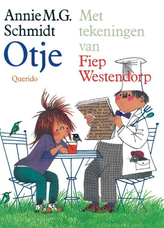 Otje, kinderboeken over vaders