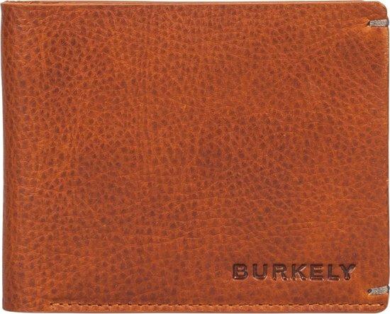 ebf13cee695 bol.com | BURKELY Antique Avery Cognac Billfold Laag 133056.24