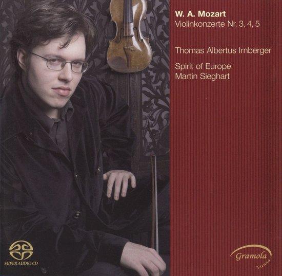 Violinkonzerte Nr.